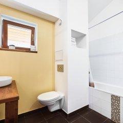 Гостевой дом Резиденция Парк Шале Номер Делюкс с двуспальной кроватью фото 6