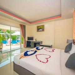 Santiphap Hotel & Villa 3* Апартаменты с различными типами кроватей фото 2