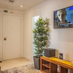 Отель T Lisbon Rooms InSuites Лиссабон интерьер отеля