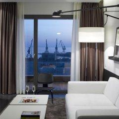 The Met Hotel 5* Представительский люкс с различными типами кроватей фото 3