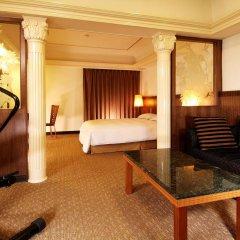 King Shi Hotel 3* Улучшенный люкс с различными типами кроватей