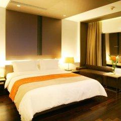 Pathumwan Princess Hotel 5* Представительский люкс с различными типами кроватей