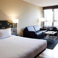 AC Hotel Avenida de América by Marriott 3* Улучшенный номер с двуспальной кроватью фото 2