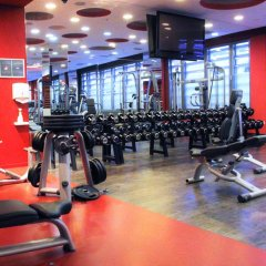 Bliss Hotel And Wellness фитнесс-зал фото 4