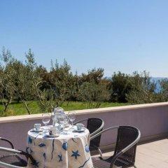 Отель Adriatic Queen Villa 4* Студия с различными типами кроватей фото 14