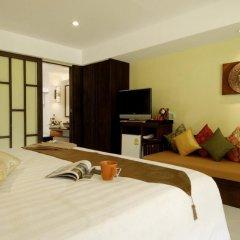 Отель Diamond Cottage Resort And Spa 4* Номер Делюкс фото 3