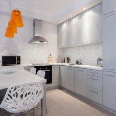 Отель EXCLUSIVE Aparthotel Улучшенные апартаменты с 2 отдельными кроватями фото 21