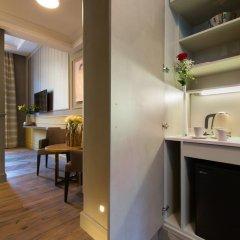 Отель Le Quattro Dame Luxury Suites Рим в номере