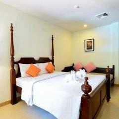 Отель Krabi Tipa Resort 3* Улучшенный номер с различными типами кроватей фото 2