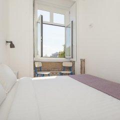 Отель Lisbon Old Town Guest House 3* Люкс с различными типами кроватей фото 6