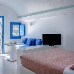 Отель Abyssanto Suites & Spa 4* Апартаменты с различными типами кроватей фото 13