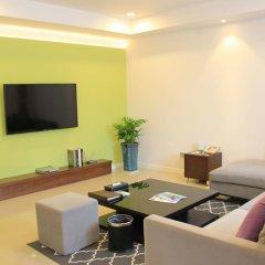 GreenPark Hotel Tianjin 4* Апартаменты фото 2