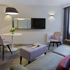 Отель Citadines Trocadéro Paris 3* Студия Делюкс с различными типами кроватей фото 3
