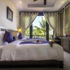 Отель Lotus Muine Resort & Spa 4* Бунгало с различными типами кроватей фото 2