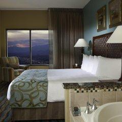 Отель Hilton Grand Vacations on the Las Vegas Strip 4* Люкс с различными типами кроватей фото 5