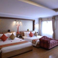 Hanoi Elegance Ruby Hotel 3* Люкс с различными типами кроватей фото 15