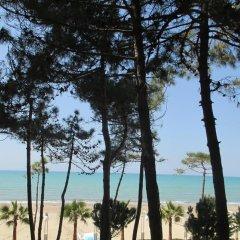 Bel Conti Hotel пляж фото 2
