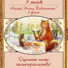 Хостел Арина Родионовна Кровать в женском общем номере фото 5