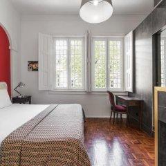 Отель Monte Belvedere Hotel by Shiadu Португалия, Лиссабон - отзывы, цены и фото номеров - забронировать отель Monte Belvedere Hotel by Shiadu онлайн комната для гостей фото 5