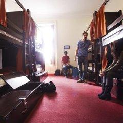 Отель Palmers Lodge Swiss Cottage Кровать в общем номере фото 8