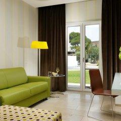 Отель Isola Sacra Rome Airport 4* Люкс с различными типами кроватей фото 9