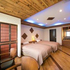 Отель Nagominoyado Mutsuki Беппу комната для гостей
