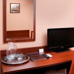 Гостиница Морион 3* Стандартный номер с двуспальной кроватью фото 8