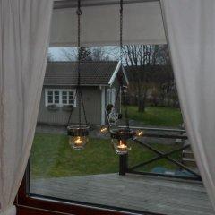 Отель Landvetter Bed & Breakfast Швеция, Ландветтер - отзывы, цены и фото номеров - забронировать отель Landvetter Bed & Breakfast онлайн балкон