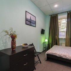 Mini-Hotel Na Beregah Nevy Номер с общей ванной комнатой с различными типами кроватей (общая ванная комната) фото 7