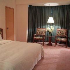 Rosedale Hotel and Suites Guangzhou 3* Номер Делюкс с разными типами кроватей фото 4