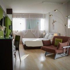 Отель Athens Habitat 3* Улучшенный номер с различными типами кроватей