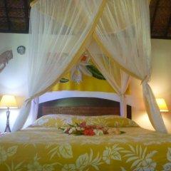 Отель Fare Vaihere Французская Полинезия, Муреа - отзывы, цены и фото номеров - забронировать отель Fare Vaihere онлайн интерьер отеля фото 2