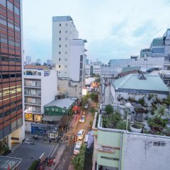 Hoang Hotel 2* Номер Делюкс с двуспальной кроватью