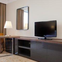 Отель Hyatt Regency Belgrade 5* Номер Делюкс с различными типами кроватей фото 3