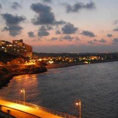Отель Aparthotel El Faro пляж фото 2