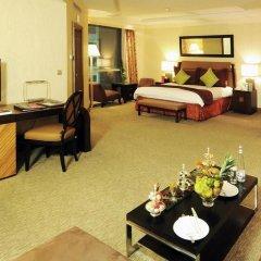 Отель Kenzi Tower 5* Номер Делюкс с различными типами кроватей