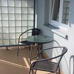 Отель Kabaty Point балкон