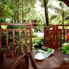 Отель Kata Palm Resort & Spa 4* Улучшенный номер с двуспальной кроватью фото 4