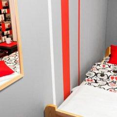 Отель Amnezja Hostel Польша, Вроцлав - отзывы, цены и фото номеров - забронировать отель Amnezja Hostel онлайн комната для гостей фото 3