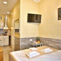 Мини-Отель Ария на Римского-Корсакова комната для гостей фото 4
