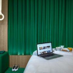 Отель Hôtel Odyssey by Elegancia 3* Стандартный номер с различными типами кроватей фото 2