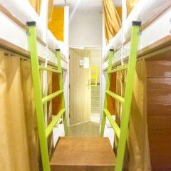 Отель Glur Bangkok Кровать в общем номере двухъярусные кровати фото 12