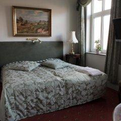 Hotel Postgaarden 3* Стандартный семейный номер с разными типами кроватей