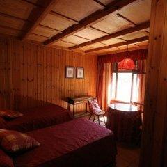 Отель La Cabaña комната для гостей