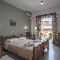 Iliada Beach Hotel 3* Стандартный номер с различными типами кроватей фото 5