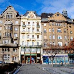 Апартаменты Budapest Central Apartments - Fővám Апартаменты с различными типами кроватей фото 37