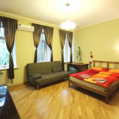 Апартаменты Four Squares Apartments on Tverskaya Апартаменты с двуспальной кроватью фото 36