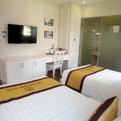 Hanoi HM Boutique Hotel 3* Номер Делюкс с различными типами кроватей
