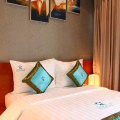 Отель Angela Boutique Serviced Residence 4* Студия Делюкс с различными типами кроватей фото 5