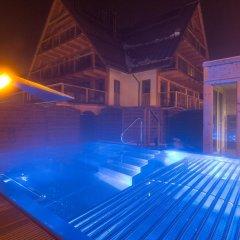 Отель Apartamenty Pod Giewontem Lux&spa Zakopane Закопане бассейн фото 3